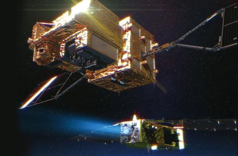 2つの衛星の「愛称」を同時募集します