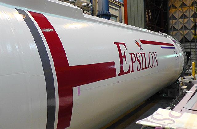 イプシロンロケット3号機打ち上げ延期