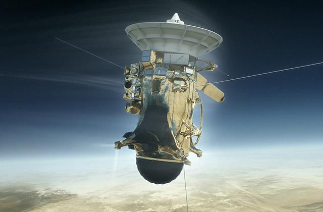 バイバイ、カッシーニ ー 土星探査機カッシーニの最後のミッション