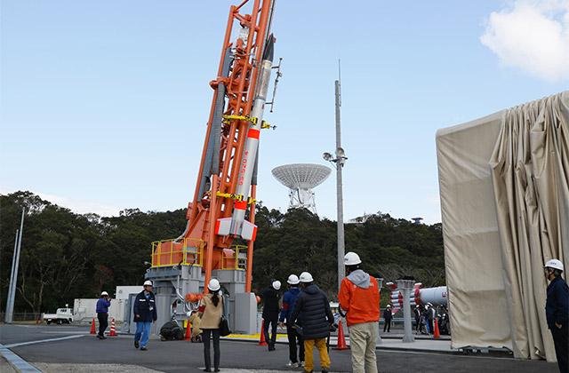 SS-520 5号機/超小型衛星打ち上げ実証実験を12/28に実施