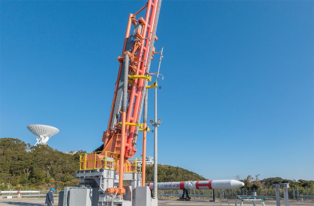 SS-520 5号機実験を内之浦からライブ中継します!