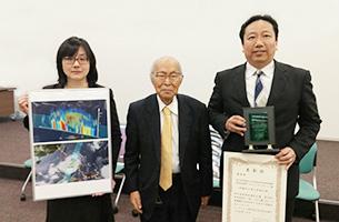 「科学技術の『美』パネル展」でGPM/DPR「宇宙から見た台風の雨」画像が優秀賞