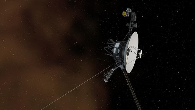 ボイジャー1号(提供:NASA/JPL)