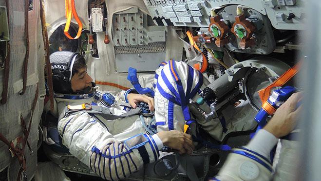 大西宇宙飛行士、宇宙へ~応援メッセージ募集開始! | ファン!ファン!JAXA!