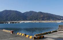 内之浦漁港