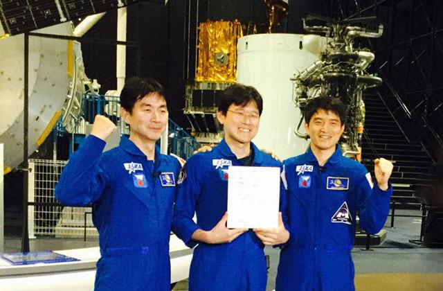 新世代3人宇宙飛行士が語る過去、現在、未来の宇宙飛行