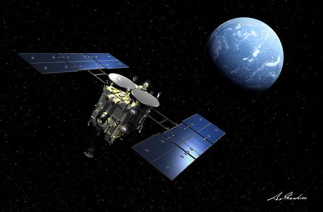 小惑星探査機「はやぶさ2」帰還カプセル 巡回展示先について