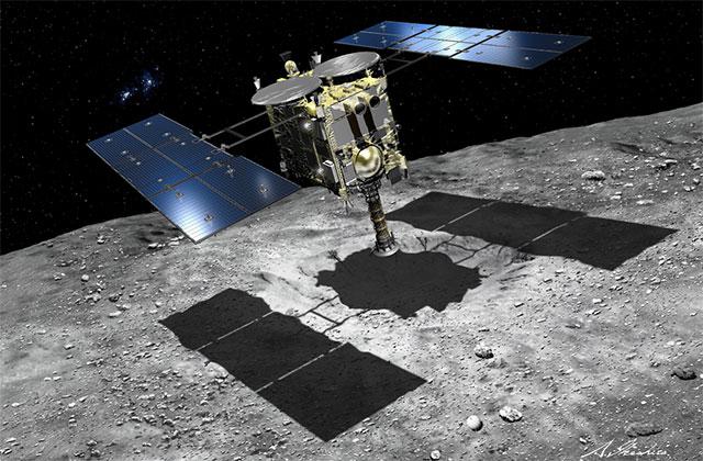 人工衛星・探査機