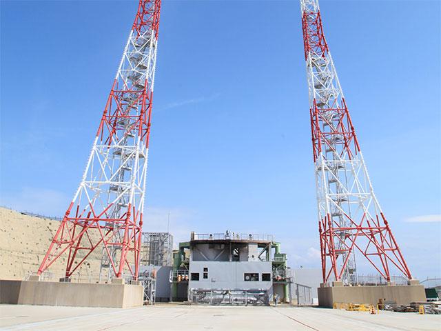大型ロケット発射場